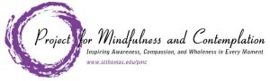Logo for UST's Project for Mindfulness and Contemplation