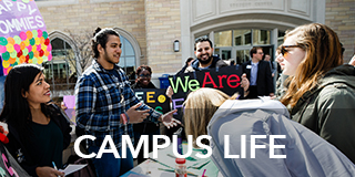 Link to Campus Life - Campus Life