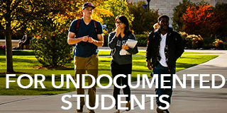 Link to Resources for Undocumented Students - For Undocumented Students