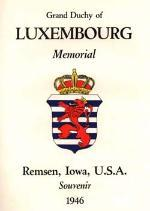 Remsen souvenir brochure, Bach-Dunn Collection