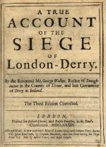 Siege of London-derry