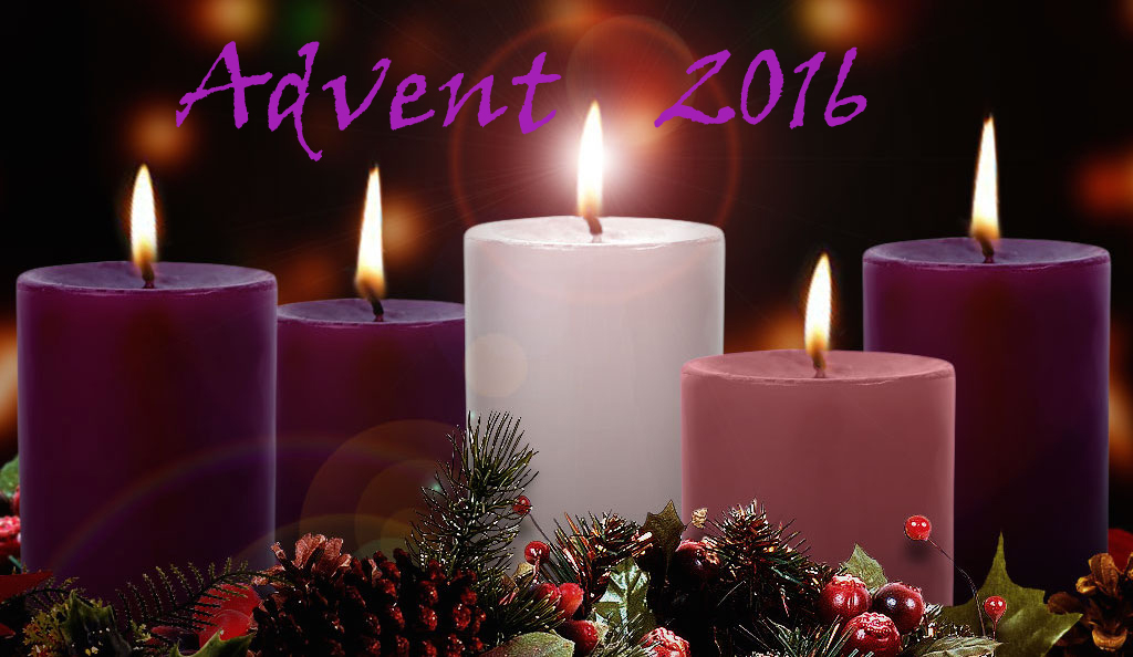 Advent 2016 Reflections