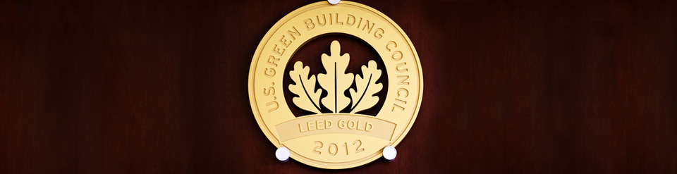 LEED Gold Certification - Anderson Student Center – Facilities ...