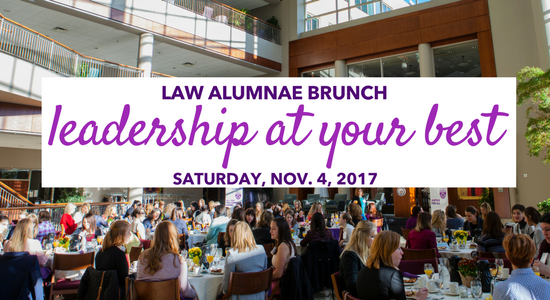Law School Alumnae Brunch