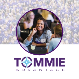 Link to Tommie advantage -