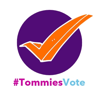 #TommiesVote -