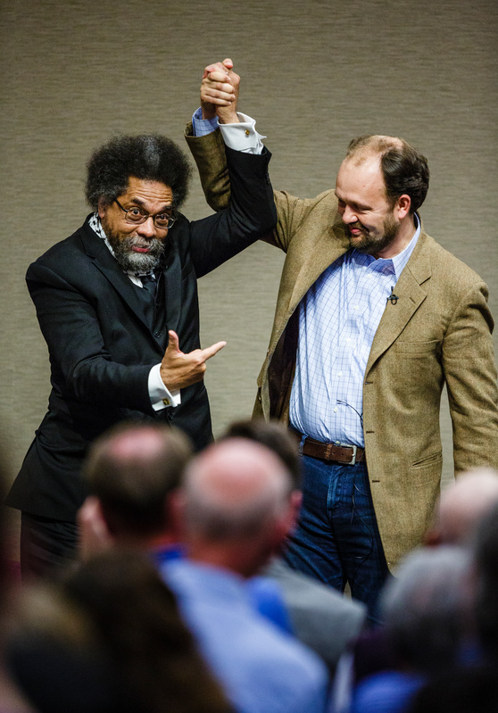 Ross Douthat & Cornel West